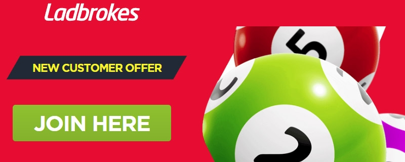 Ladbrokes Spend £10 Get £40 Bonus