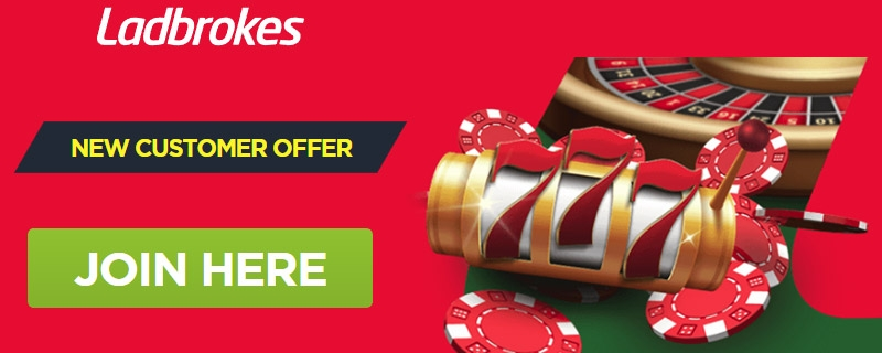 Ladbrokes 100% up to £500 Bonus