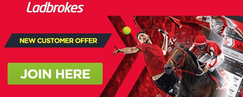 Ladbrokes Free Bets - 2020 New Customer Promotions February