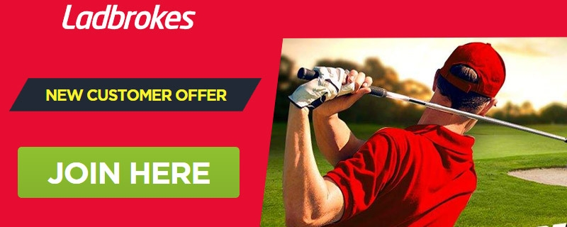 Golf Betting at Ladbrokes - Bet Promotion Codes