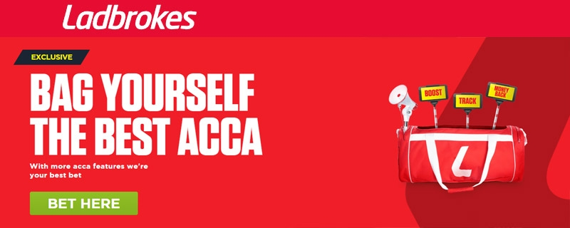 Ladbrokes Acca Boost - Bet Promotion Codes
