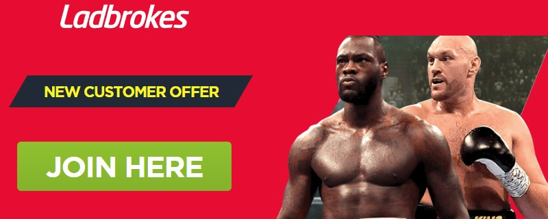 Ladbrokes Boxing Free Bet Offer - Bet Promotion Codes